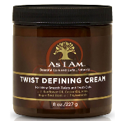 Twist Defining Cream 8 oz AS I AM
